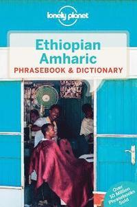 bokomslag Ethiopian Amharic Phrasebook