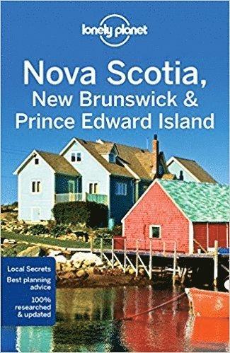 bokomslag Nova Scotia, New Brunswick & Prince Edward Island