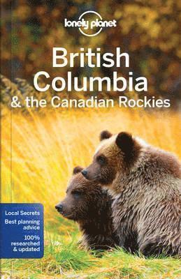 bokomslag British Columbia & the Canadian Rockies