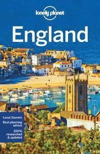 bokomslag Lonely Planet England