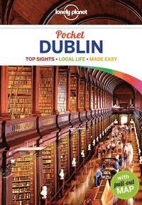 bokomslag Lonely Planet Pocket Dublin