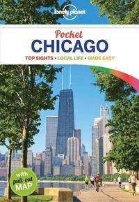 bokomslag Lonely Planet Pocket Chicago