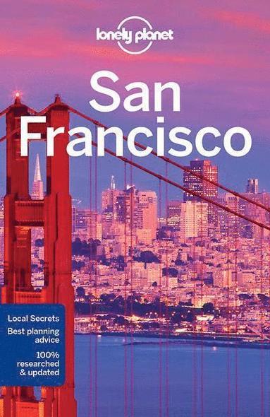 bokomslag San Francisco