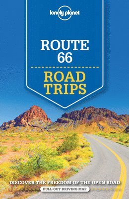 bokomslag Lonely planet Route 66 Road Trips