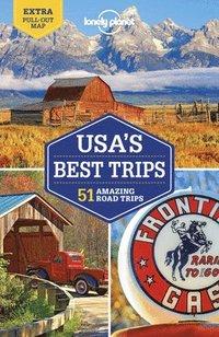 bokomslag USA's Best Trips