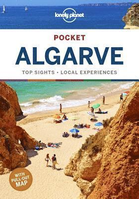 bokomslag Algarve Pocket