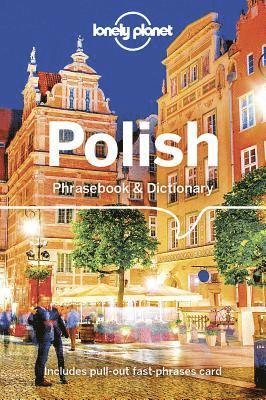 bokomslag Lonely Planet Polish Phrasebook &; Dictionary