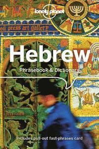 bokomslag Hebrew Phrasebook & dictionary