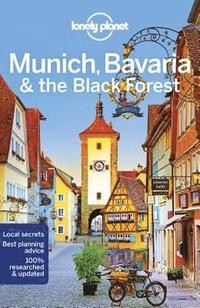 bokomslag Munich Bavaria & the Black Forest
