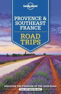 bokomslag Provence & Southeast France Road Trips
