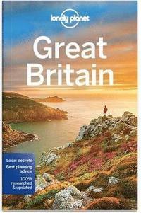 bokomslag Lonely Planet Great Britain
