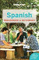 bokomslag Spanish Phrasebook & Dictionary