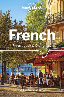 bokomslag French Phrasebook & Dictionary