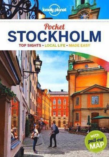 bokomslag Stockholm Pocket