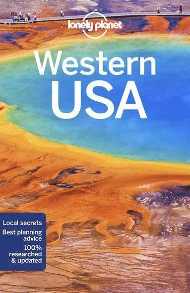 bokomslag Western USA