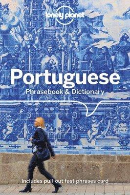 bokomslag Portuguese phrasebook
