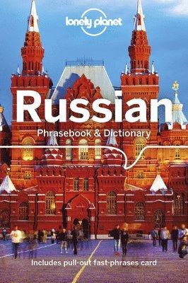 bokomslag Russian Phrasebook & Dictionary