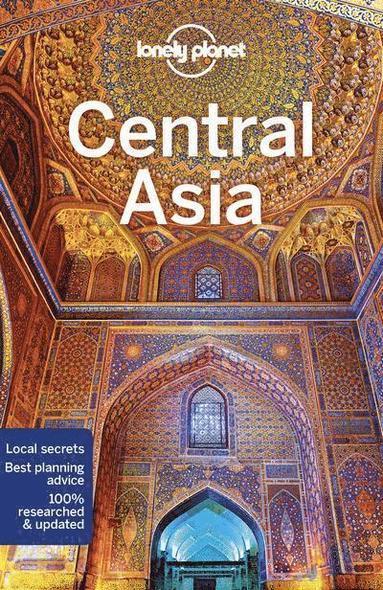 bokomslag Central Asia