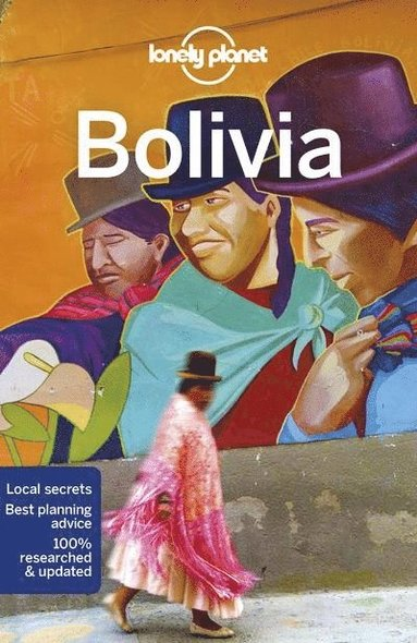 bokomslag Bolivia