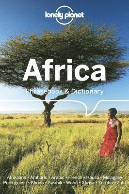 bokomslag Africa Phrasebook & Dictionary