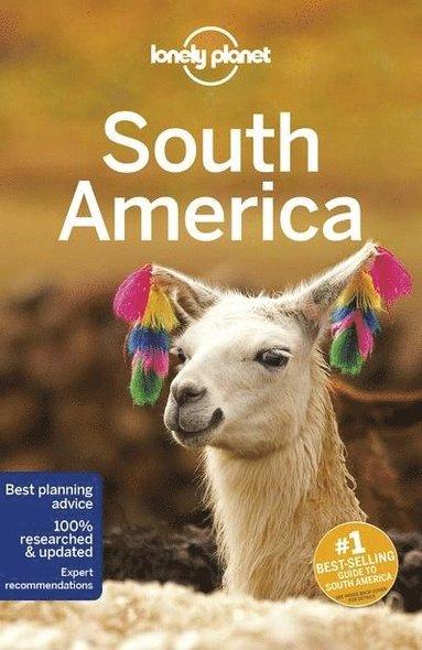 bokomslag South America