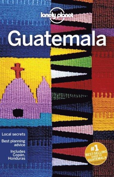 bokomslag Guatemala
