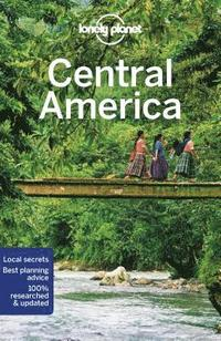 bokomslag Central America on a Shoestring