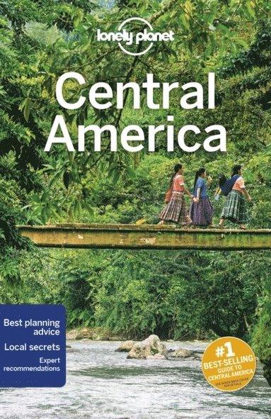 bokomslag Central America on a Shoestring