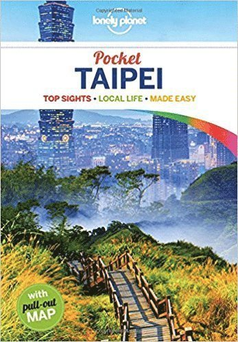bokomslag Lonely Planet Pocket Taipei