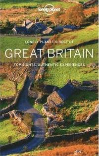 bokomslag Lonely Planet Best of Great Britain