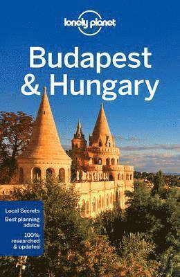 bokomslag Budapest & Hungary