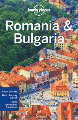 bokomslag Romania & Bulgaria