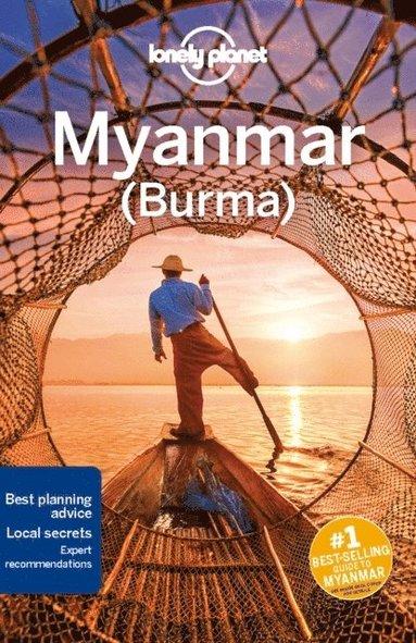 bokomslag Myanmar (Burma)
