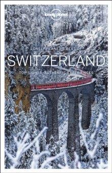 bokomslag Best of Switzerland