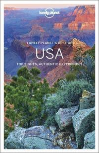 bokomslag Lonely Planet Best of USA