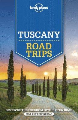bokomslag Tuscany Road Trips