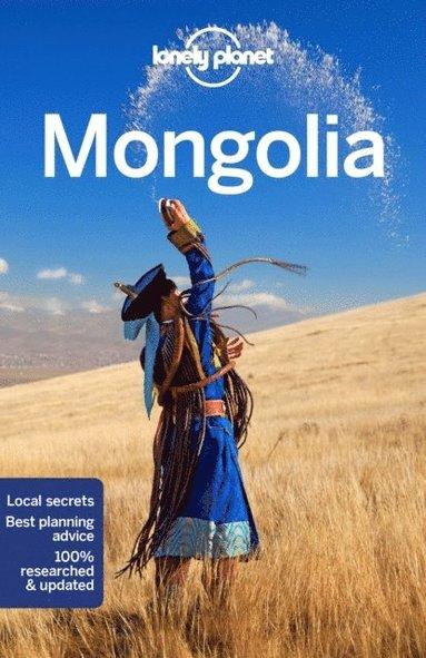 bokomslag Mongolia