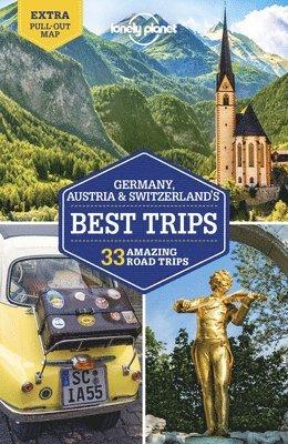 bokomslag Germany, Austria & Switzerlands Best Trips