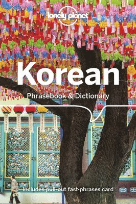 bokomslag Korean Phrasebook