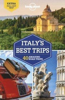 bokomslag Italy's Best Trips