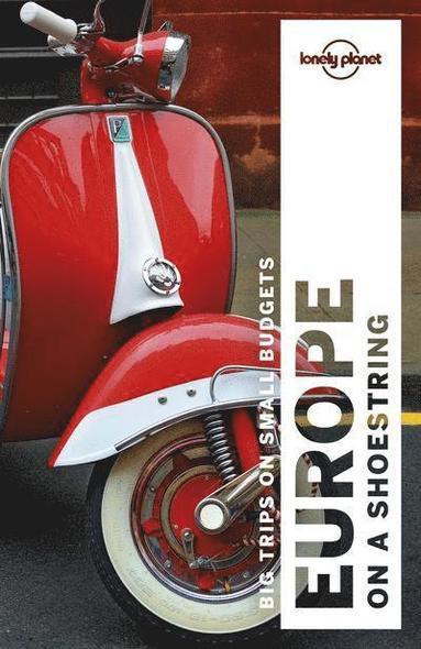 bokomslag Europe on a Shoestring