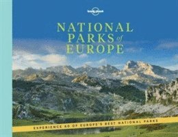 bokomslag National Parks of Europe