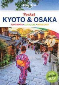 bokomslag Pocket Kyoto & Osaka
