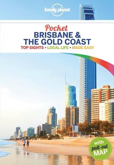 bokomslag Pocket Brisbane & the Gold Coast
