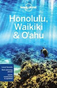 bokomslag Honolulu Waikiki & Oahu
