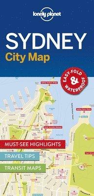 bokomslag Sydney City Map