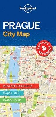 bokomslag Prague City Map