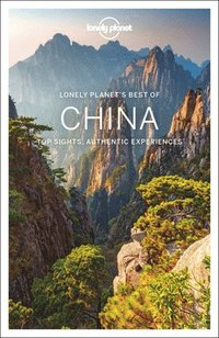 bokomslag Lonely Planet Best of China