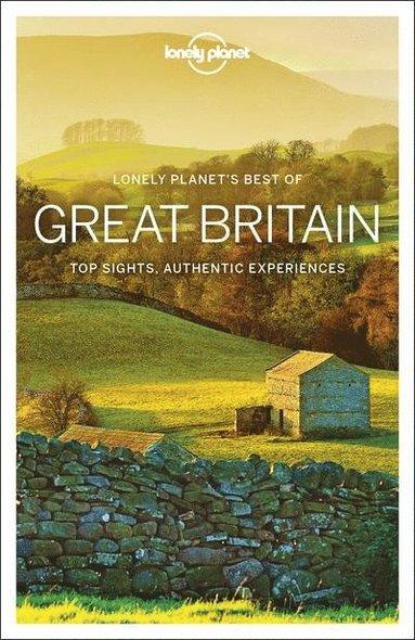 bokomslag Lonely Planet Best of Great Britain