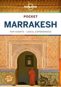 bokomslag Lonely Planet Pocket Marrakesh